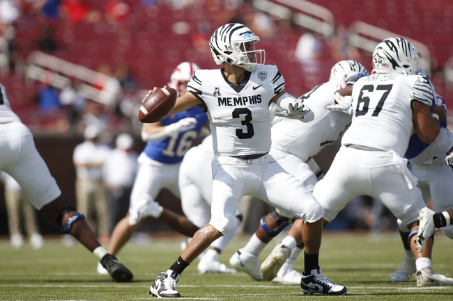 ATS Picks: Memphis vs UCF College Football Picks, Odds, Predictions 10/17/20