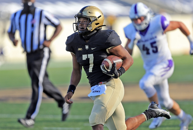 The Citadel at Army: 10/10/20 College Football Picks and Prediction