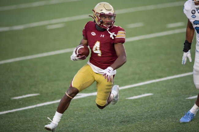 Pittsburgh at Boston College 10/10/20 College Football Picks and Prediction