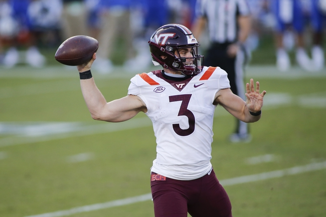 ACC: North Carolina vs Virginia Tech College Football Picks, Predictions 10/10/20