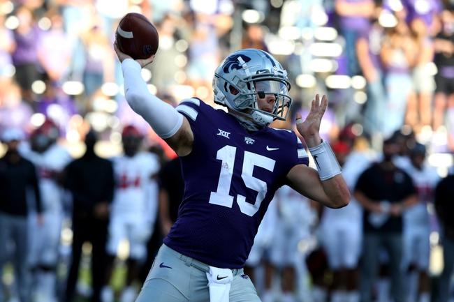 Kansas State at TCU10/10/20 College Football Picks and Prediction