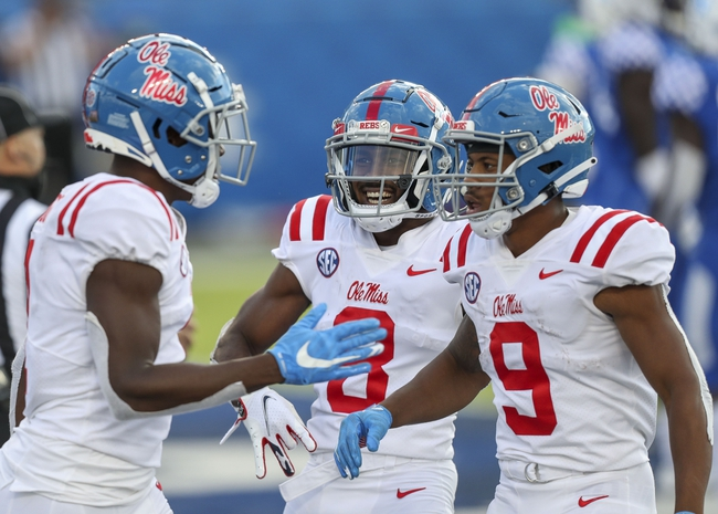 Alabama at Ole Miss 10/10/20 College Football Picks and Prediction