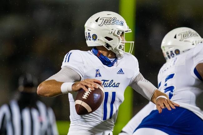 Tulsa at Navy: 11/7/20 College Football Picks and Prediction