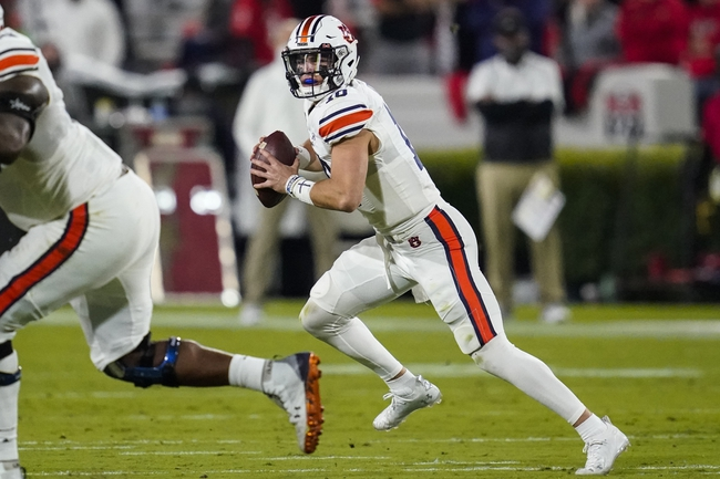 SEC: Auburn vs Arkansas College Football Picks, Predictions 10/10/20