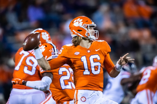 Miami at Clemson 10/10/20 College Football Picks and Predictions