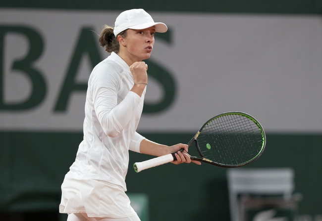 French Open: Iga Swiatek vs. Martina Trevisan 10/06/20 Tennis Prediction