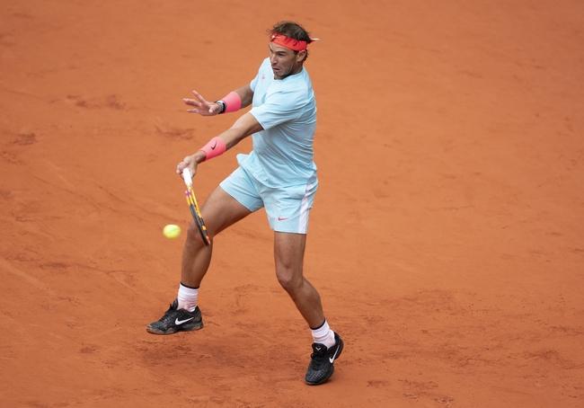 French Open: Rafael Nadal vs. Jannik Sinner 10/06/20 Tennis Prediction