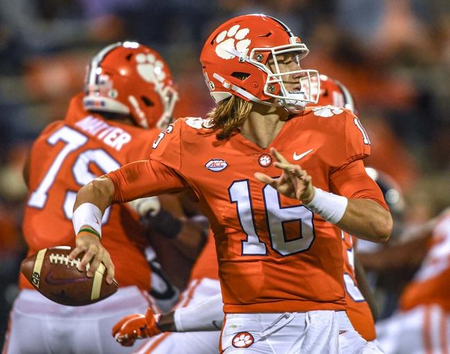 Clemson at Georgia Tech: 10/17/20 College Football Picks and Prediction