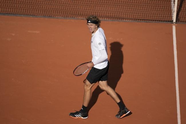 ATP Finals: Alexander Zverev vs. Diego Schwartzman 11/18/20 Tennis Prediction