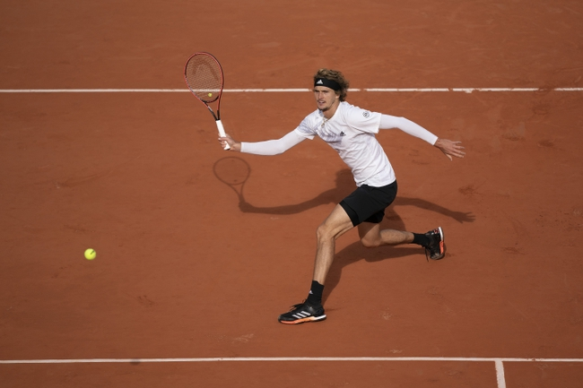Cologne Open : Alexander Zverev vs. Fernando Verdasco - 10/15/20 Tennis Prediction