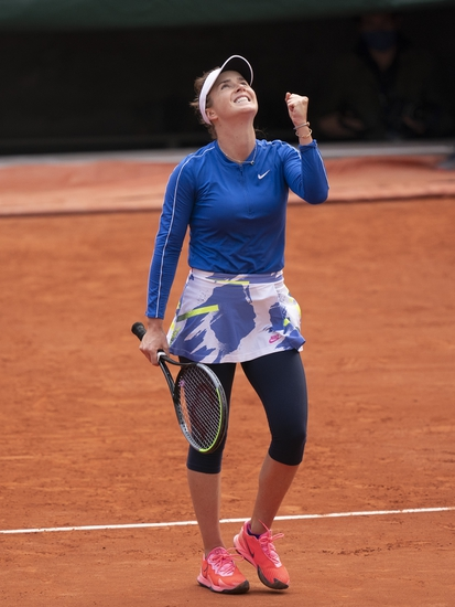 French Open: Elina Svitolina vs. Nadia Podoroska - 10/06/20 Tennis Prediction