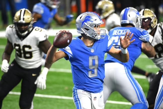 Prediction: Jacksonville Jaguars vs Detroit Lions NFL Picks, 10/18/20