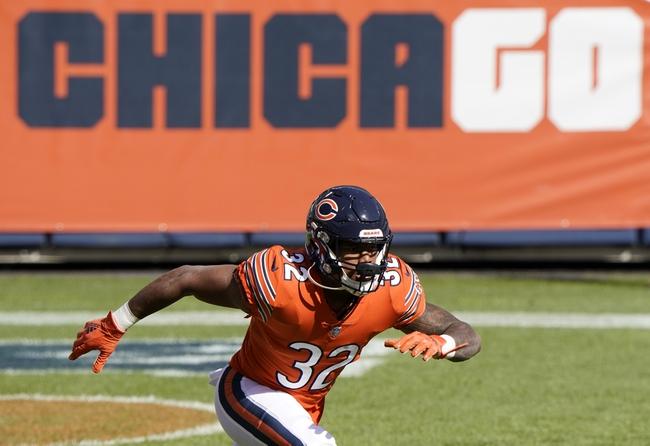 TNF: Chicago Bears vs Tampa Bay Buccaneers NFL Picks, Predictions 10/8/20