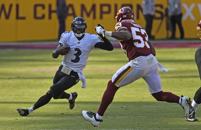 Dallas Cowboys at Baltimore Ravens 12/8/20 NFL Picks and Prediction
