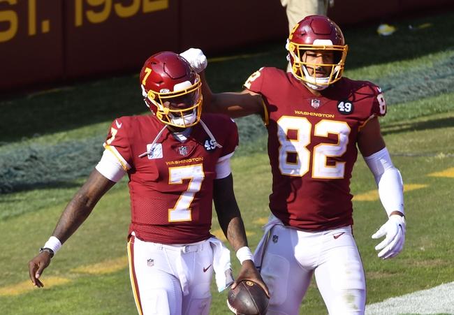 NFL Picks: Los Angeles Rams at Washington Football Team Odds, Predictions 10/11/20