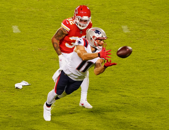 Denver Broncos at New England Patriots 10/18/20 NFL Picks and Predictions