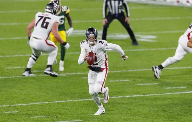Atlanta Falcons at Minnesota Vikings 10/18/20 NFL Picks and Predictions