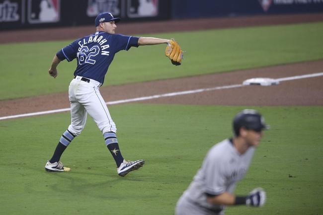 Tony T's Yankees vs. Rays Side 10-7-2020
