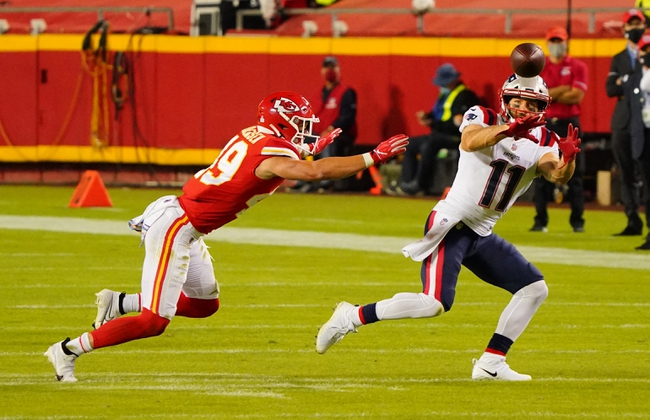Game Day: Denver Broncos at New England Patriots NFL Picks & Predictions 10/12/20