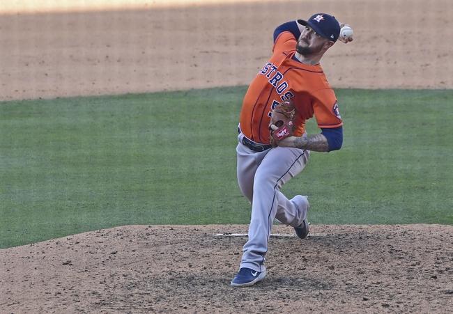 Tony T's Astros vs. Athletic Side 10-6-2020