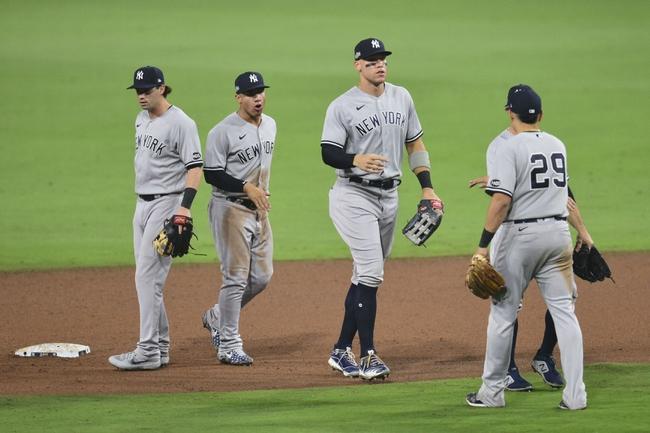New York Yankees at Tampa Bay Rays 10/6/20 MLB ALDS Picks and Predictions