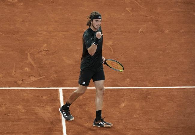 French Open: Stefanos Tsitsipas vs. Andrey Rublev 10/07/20 Tennis Prediction