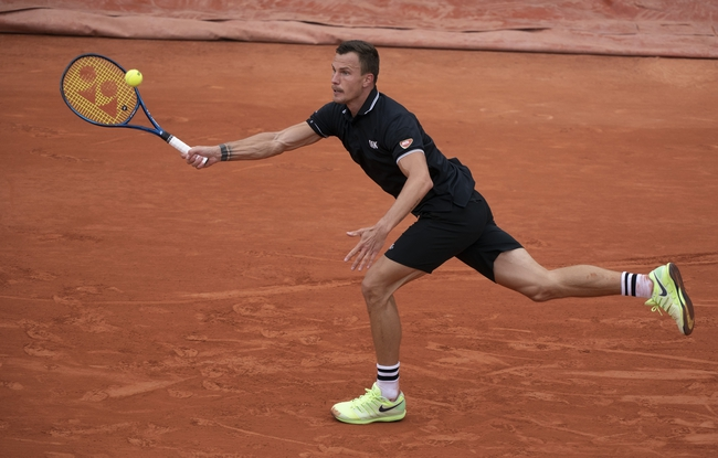 Paris Masters: Borna Coric vs. Marton Fucsovics 11/02/20 Tennis Prediction