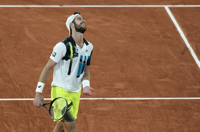 St. Petersburg Open : Karen Khachanov vs. James Duckworth - 10/13/20 Tennis Prediction