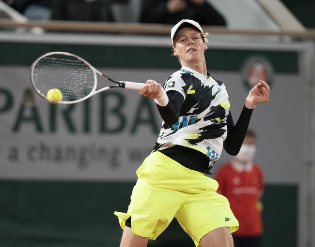 Cologne Championships: Jannik Sinner vs. Pierre-Hugues Herbert 10/22/20 Tennis Prediction