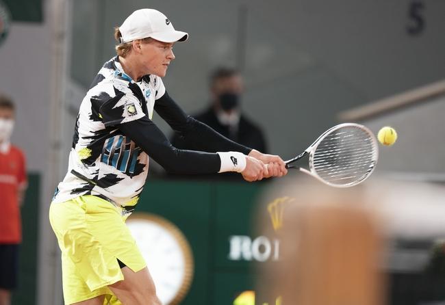 Cologne Championships: Jannik Sinner vs. Gilles Simon 10/23/20 Tennis Prediction
