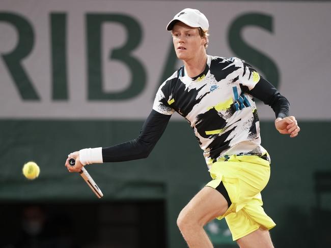 Vienna Open: Jannik Sinner vs. Casper Ruud 10/28/20 Tennis Prediction