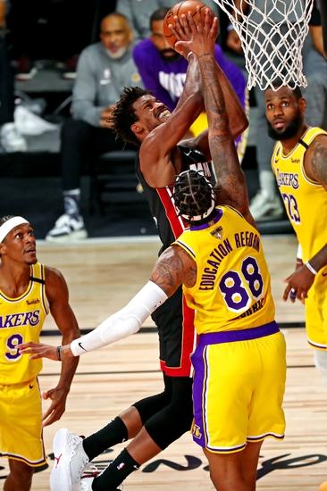Tony T's Heat vs. Lakers ATS SIDE 10-9-2020