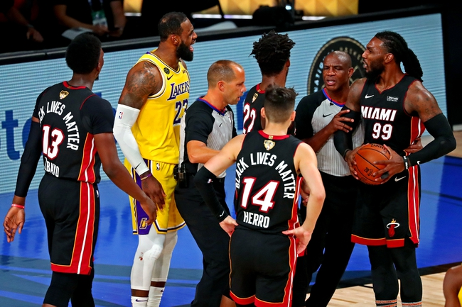 Los Angeles Lakers vs Miami Heat NBA Finals Picks, Odds, Predictions 10/9/20