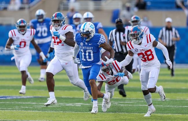 SEC: Missouri vs. Kentucky College Football Picks, Odds, Predictions 10/24/20