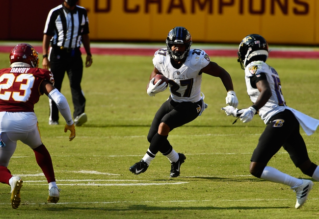 Jacksonville Jaguars at Baltimore Ravens 12/20/20 NFL Picks and Predictions