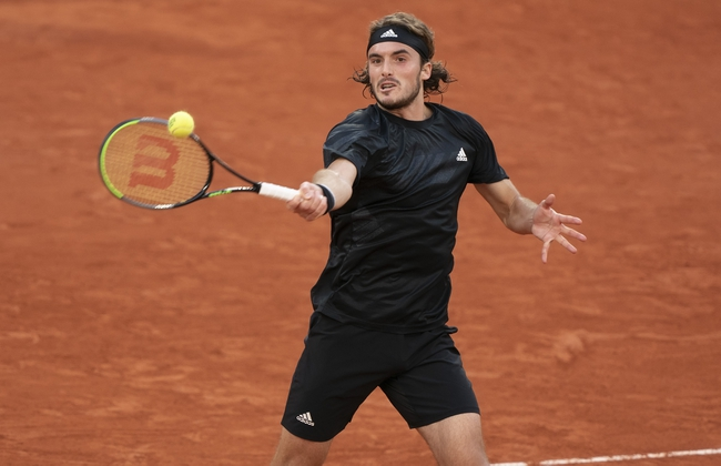 Stefanos Tsitsipas vs Novak Djokovic French Open Tennis Picks and Predictions 10/9/20