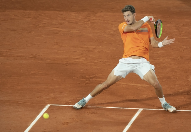Paris Masters: Pablo Carreno-Busta vs. Hugo Gaston 11/02/20 Tennis Prediction