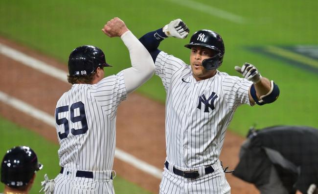 New York Yankees vs Tampa Bay Rays MLB ALDS Picks, Odds, Predictions 10/8/20