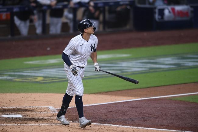 Dana Lane's Tampa Bay Rays vs. New York Yankees 'Premium' Selection