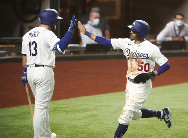 Los Angeles Dodgers at San Diego Padres 10/8/20 MLB NLDS Picks and Prediction