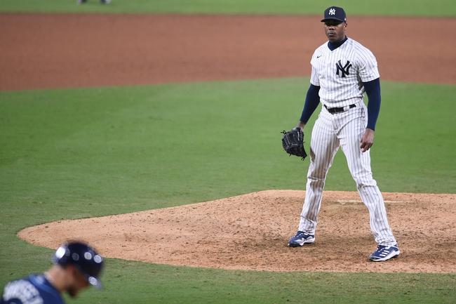 Tampa Bay Rays vs New York Yankees MLB ALDS Picks, Odds, Predictions 10/9/20