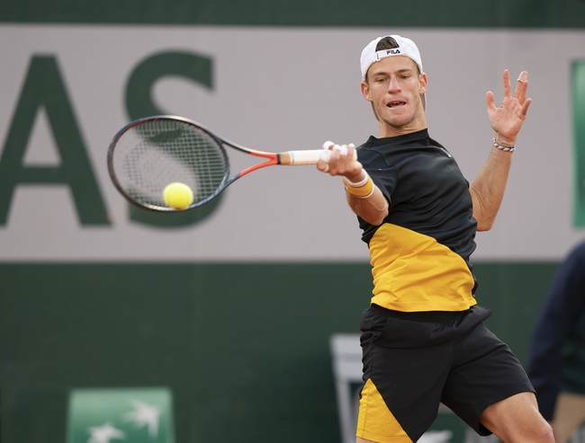 Cologne Championships: Diego Schwartzman vs. Oscar Otte 10/22/20 Tennis Prediction
