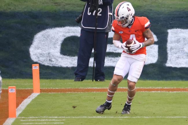 CFB Picks: Virginia vs Abilene Christian  11/21/20 College Football Picks, Odds, Predictions