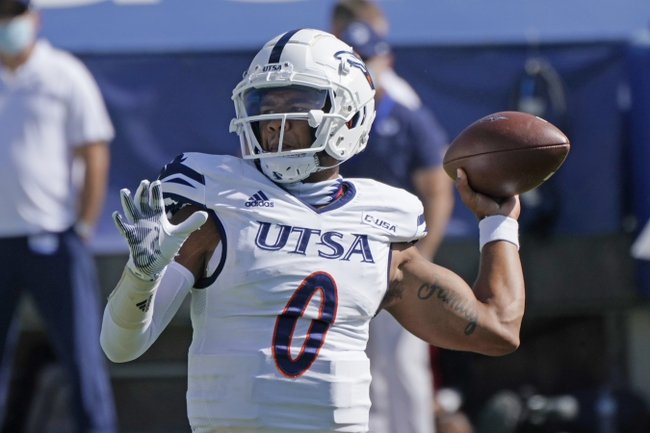 Week 12 CFB: Southern Miss vs UTSA 11/21/20 College Football Picks, Odds, Predictions