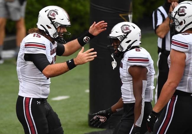 SEC: South Carolina vs Georgia 11/28/20 College Football Picks, Odds, Predictions