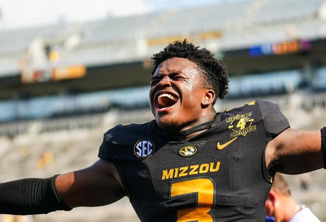 Vanderbilt at Missouri 10/17/20 College Football Picks and Prediction