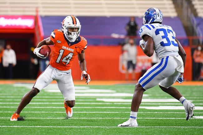 ATS Picks: Syracuse vs Liberty College Football Picks, Predictions 10/17/20