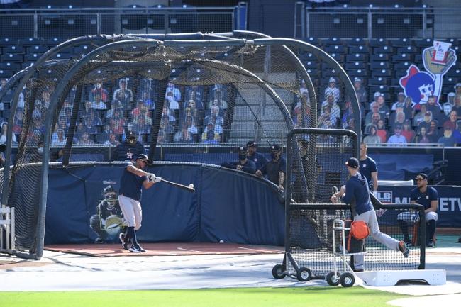 Dana Lane's Houston Astros vs. Tampa Bay Rays 'TOP MLB SELECTION'