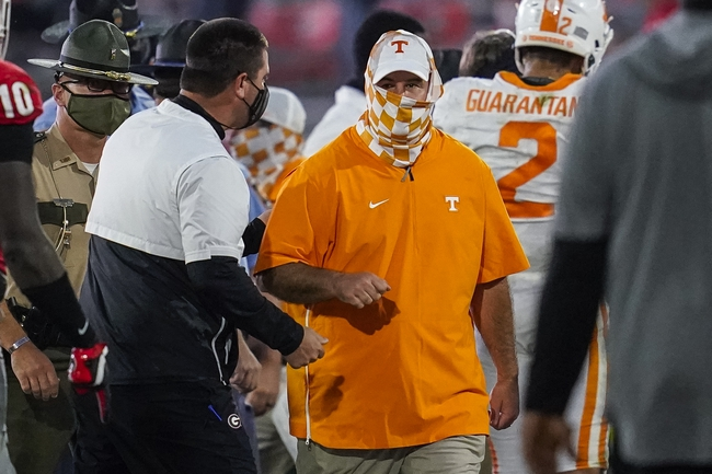 Tennessee at Arkansas - 11/7/20 College Football Picks and Prediction