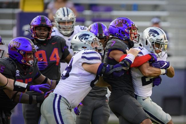 Kansas at Kansas State 10/24/20 College Football Picks and Predictions